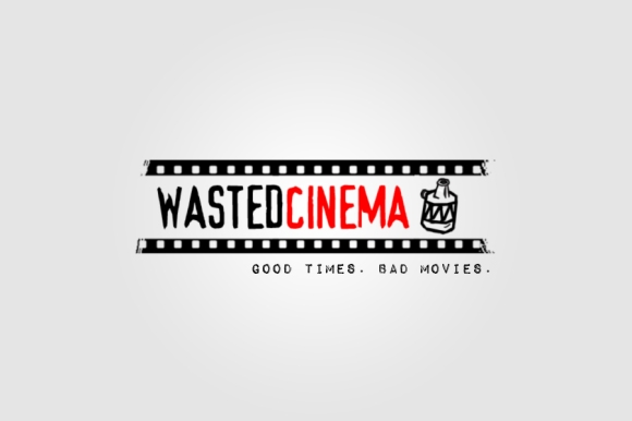 "Logo for the client ""Wasted Cinema"""